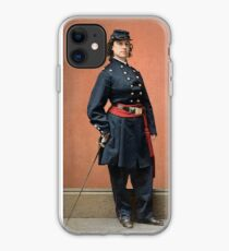 Pauline Cushman, a spy for the Union in the Civil War iPhone Case