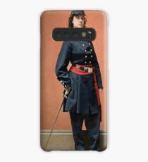 Pauline Cushman, a spy for the Union in the Civil War Case/Skin for Samsung Galaxy