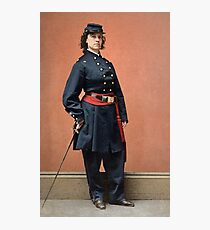 Pauline Cushman, a spy for the Union in the Civil War Photographic Print