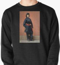 Pauline Cushman, a spy for the Union in the Civil War Pullover Sweatshirt