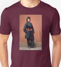 Pauline Cushman, a spy for the Union in the Civil War Slim Fit T-Shirt