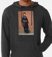 Pauline Cushman, a spy for the Union in the Civil War Lightweight Hoodie