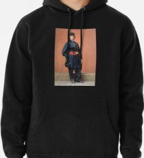 Pauline Cushman, a spy for the Union in the Civil War Pullover Hoodie