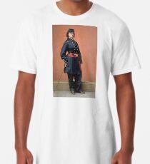 Pauline Cushman, a spy for the Union in the Civil War Long T-Shirt