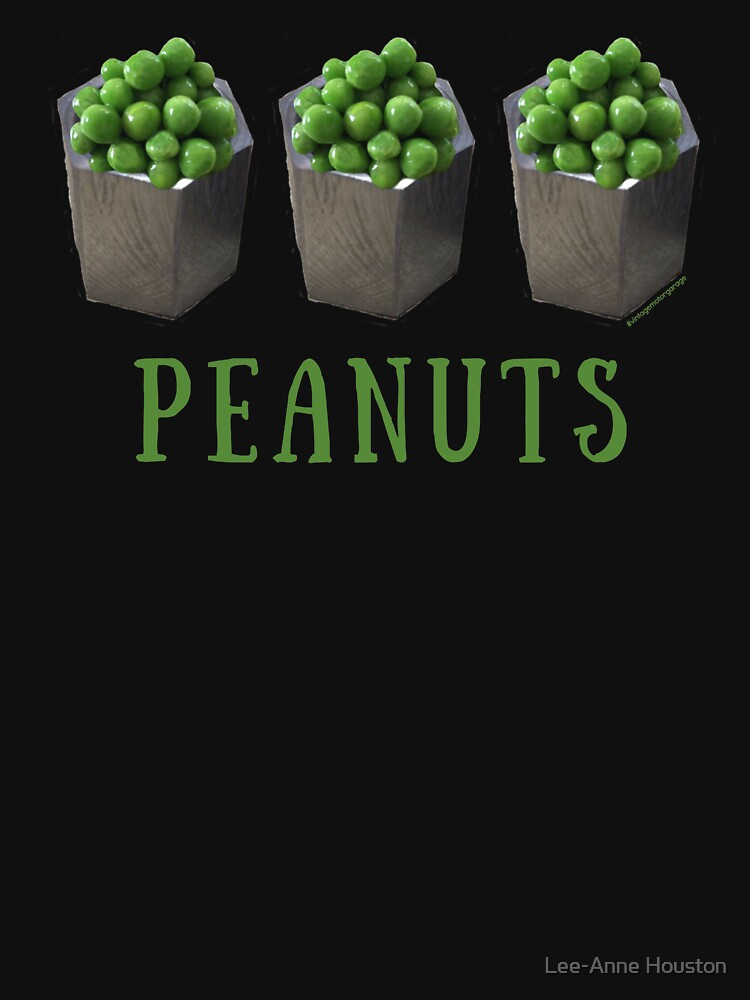 Peanuts - Peas and Nuts by Lee-Mumoi-Anne