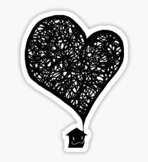 Plumes of Love V2 Sticker