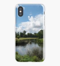 In an English Country Garden iPhone Case/Skin