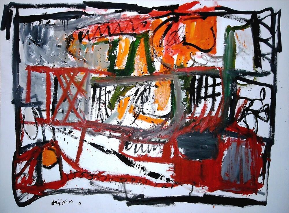Mise-en-Scene by Alan Taylor Jeffries