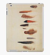 Feather Study no. 1 iPad Case/Skin