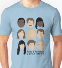 Parks Team T-Shirt