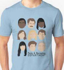Parks Team Unisex T-Shirt