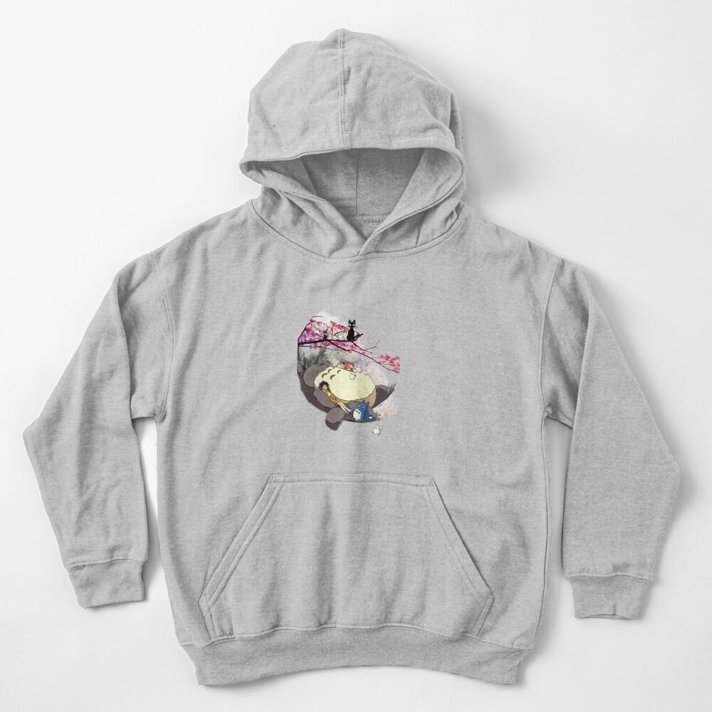 Miazaki world Kids Pullover Hoodie
