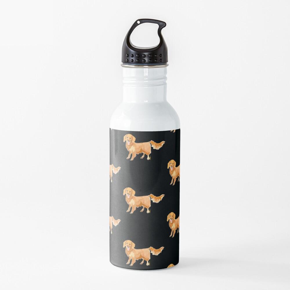 Labrador Dog Water Bottle