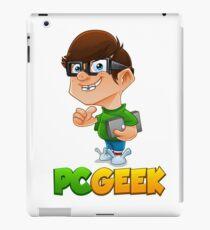 PC Geek iPad Case/Skin