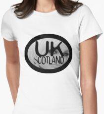 uk scotland with stephanie by ian rogers T-Shirt