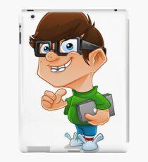 PC Geek V.2 iPad Case/Skin