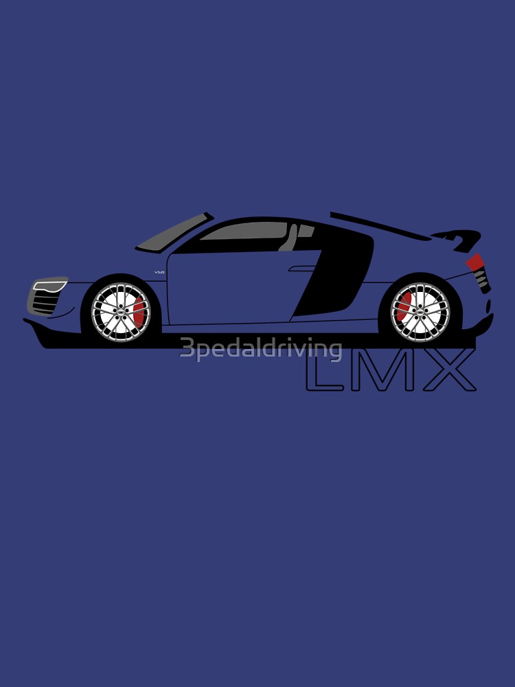 Audi R8 LMX by 3pedaldriving