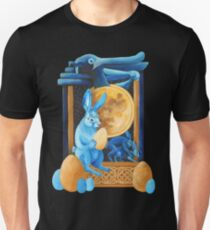 Lunar Rabbits and Hares Unisex T-Shirt