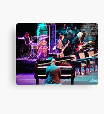 A Night of Good News & Music Canvas Print