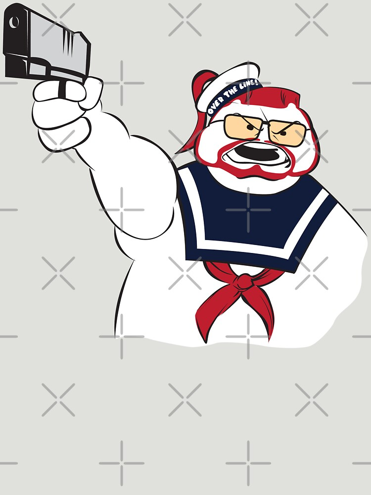 Over the Puft Line! by D4N13L