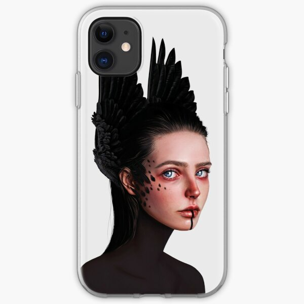 Howl iPhone Soft Case