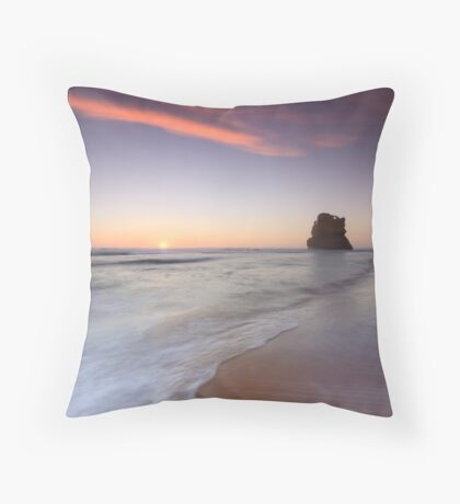 A Sort of Homecoming Throw Pillow
