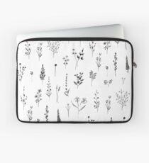 Wildblumen Laptoptasche