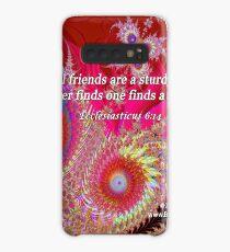 Faithful Friends Case/Skin for Samsung Galaxy