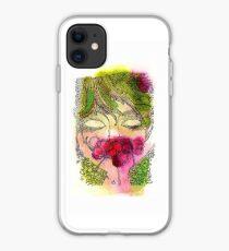 Cherry Girl iPhone Case