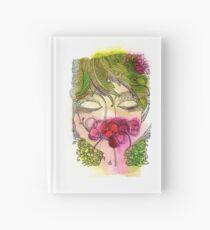Cherry Girl Hardcover Journal