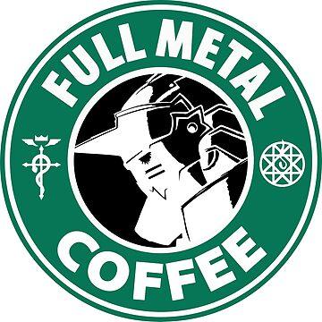 Full Metal Coffee by ShintaroGr