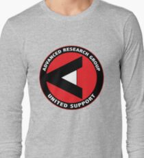ARGUS shirt (Advanced Research Group United Support) – Arrow Long Sleeve T-Shirt