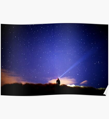Searching the stars Poster