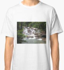 Dunns River Falls, Jamaca Classic T-Shirt