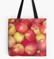 Day After the Apple Orchard Tote Bag