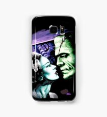 Bride & Frankie Monsters in Love Samsung Galaxy Case/Skin