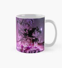 Sailor Scouts Purple Galaxy - Sailor Moon Mug