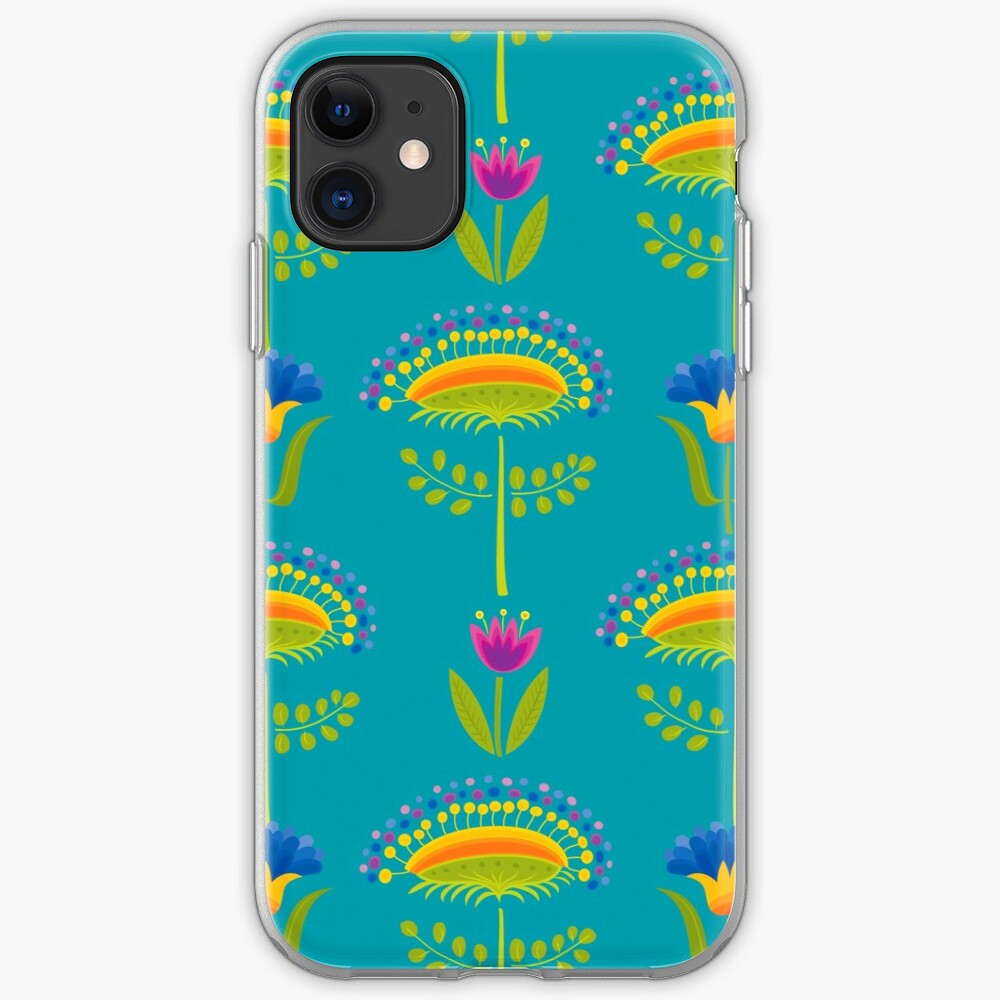 Floral Pattern iPhone Case & Cover