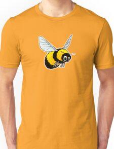Happily Bumbling Bumble Bee Unisex T-Shirt
