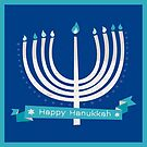 Happy Hanukkah! by rusanovska