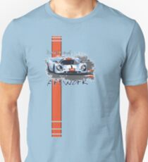 Gulf Porsche Motorsport Artwork T-Shirt