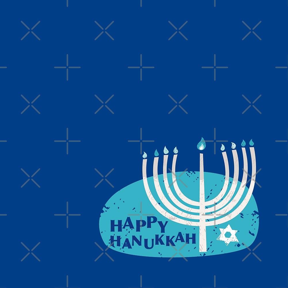 Happy Hanukkah! by rusanovska