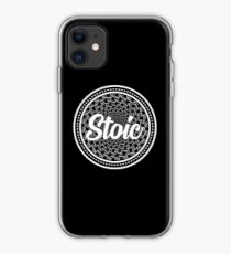 Forever Stoic - Stoic Forever iPhone Case