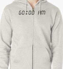 Good A.M (GO:OD AM) Zipped Hoodie