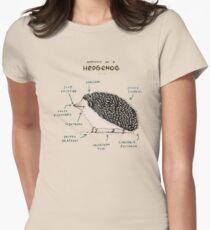 Anatomy of a Hedgehog T-Shirt
