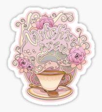 Crafty Witch: Witchs Brew Sticker