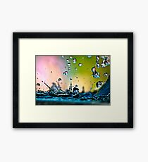 Silent power: On Fetaured:  The-power-of-simplicity Group Framed Print