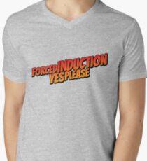 Forced induction - 2 Mens V-Neck T-Shirt