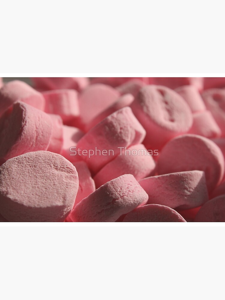 If These Are Wintergreen Mints, Why Are They Pink? by stephenralph