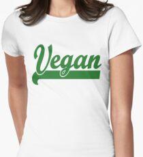 Vegan T-Shirt Womens Fitted T-Shirt